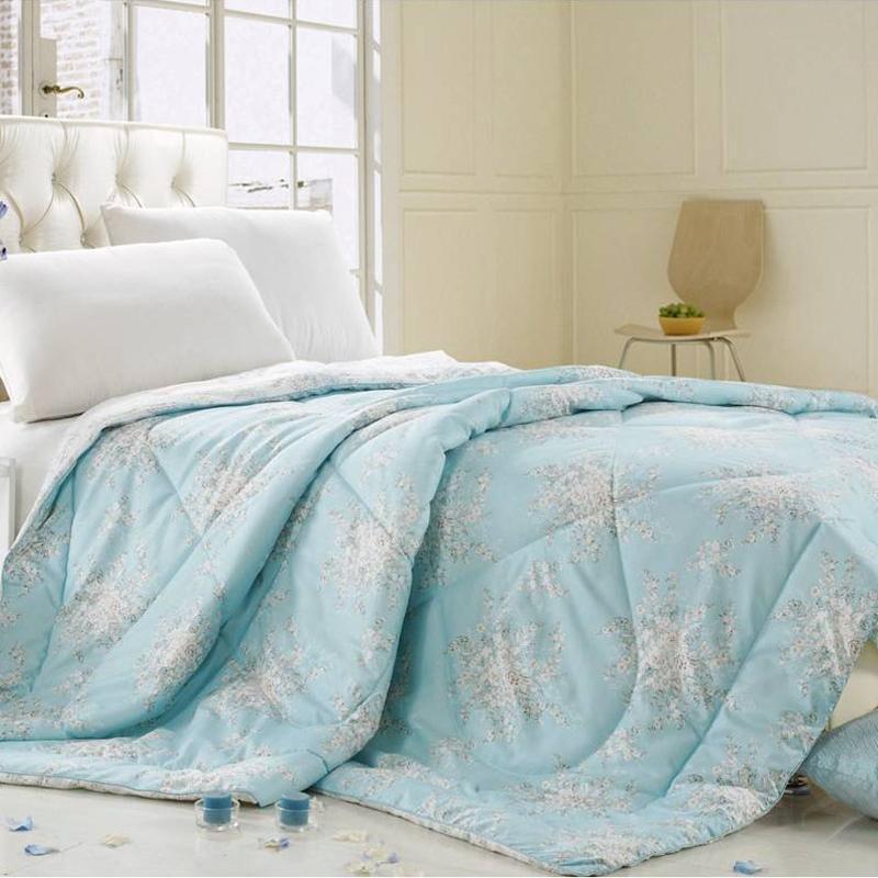 博洋家纺 床上用品墨提斯优雅被 200*230cm