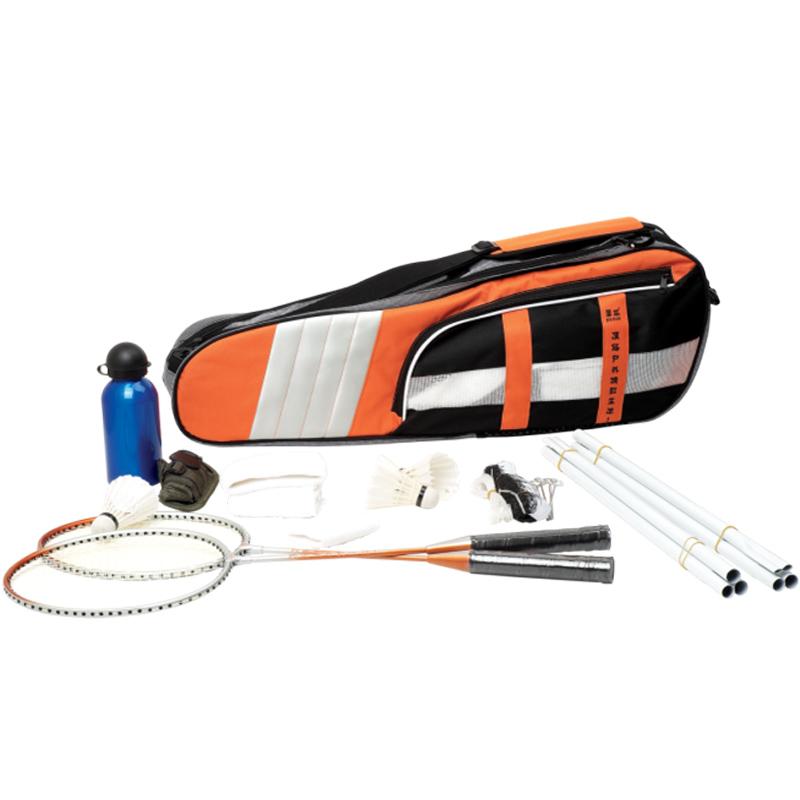 攀能 羽毛球套装配多功能包 PN-5123