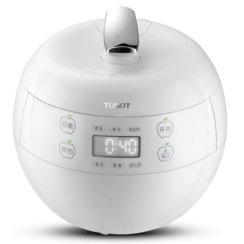 格力大松 2L多功能电脑版电饭煲GDF-2001C