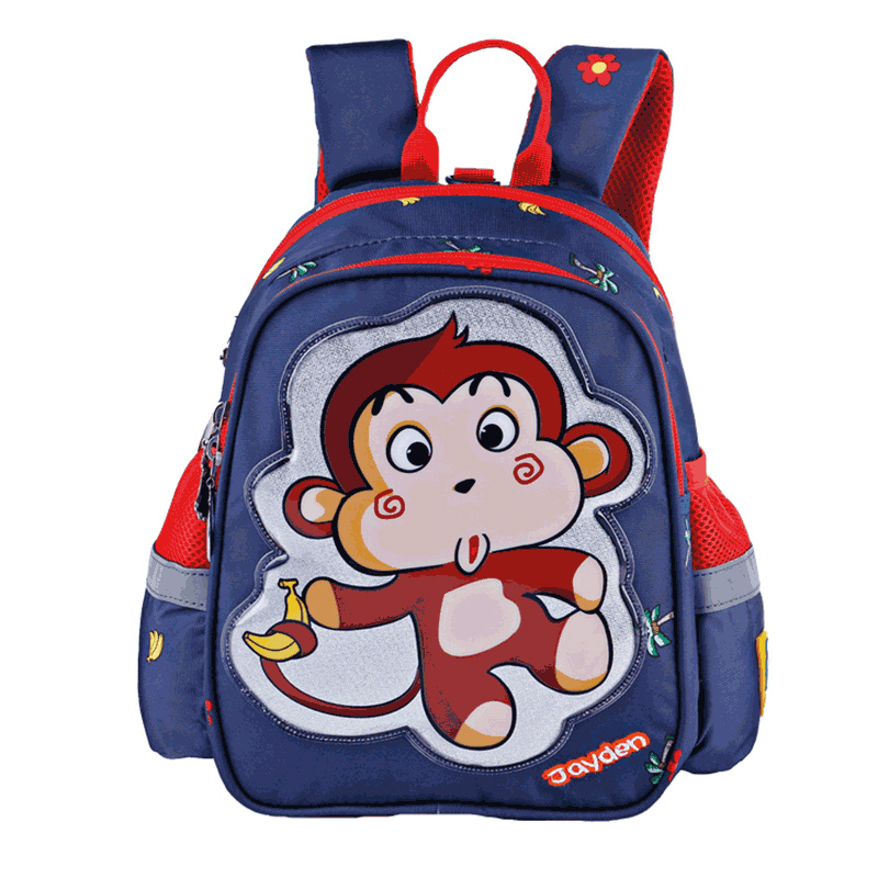 SUISSEWIN 小猴子儿童双肩背包