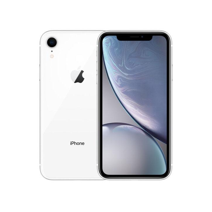 Apple iPhone XR 6.1英寸 LCD屏幕 64GB 白色、黑色、蓝色、黄色、珊瑚色和红色可选 双卡 (nano-SIM 卡)14