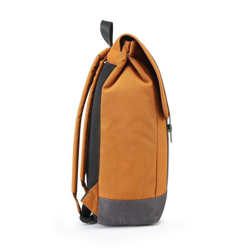 新秀丽双肩背包 橙色 96Q*96018
