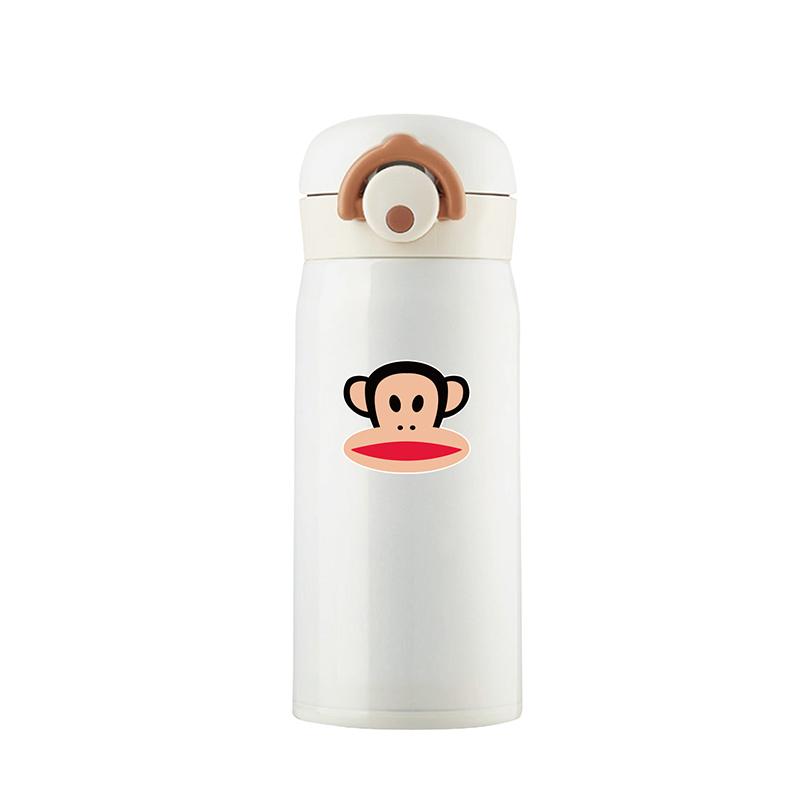 大嘴猴(Paul Frank)超真空保温杯白色 PFC739-350