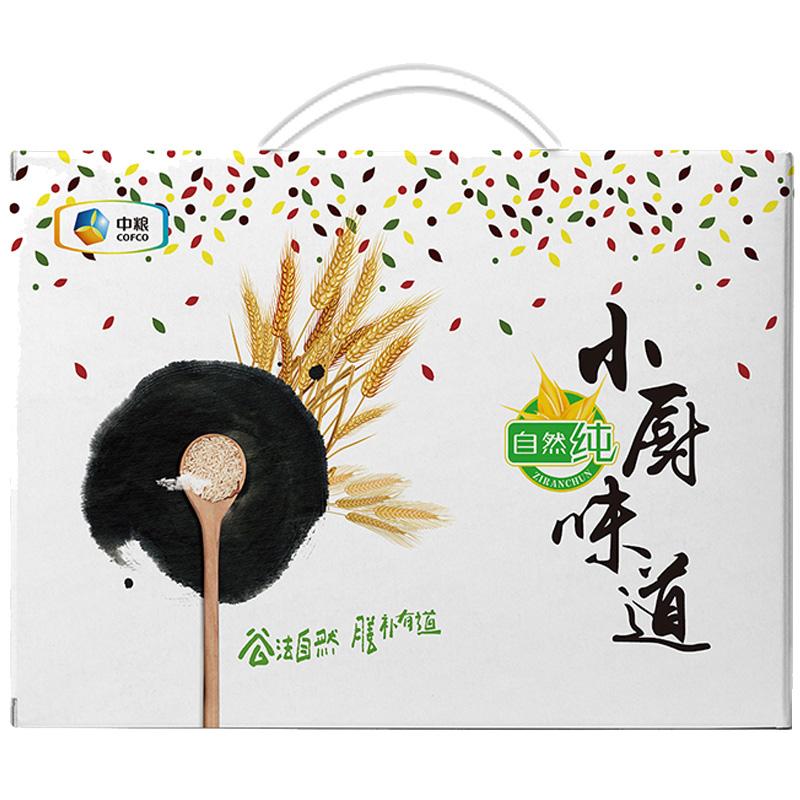 中粮 小厨味道米面礼盒 4.5kg