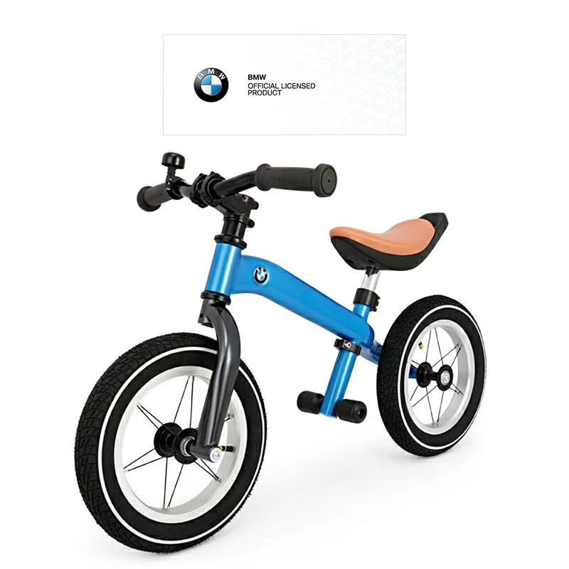 宝马 儿童平衡车蓝色 RSZ1206
