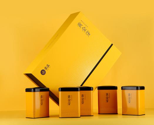 【浙江特产】宋品特级黄金芽茶叶礼盒安吉白茶250g