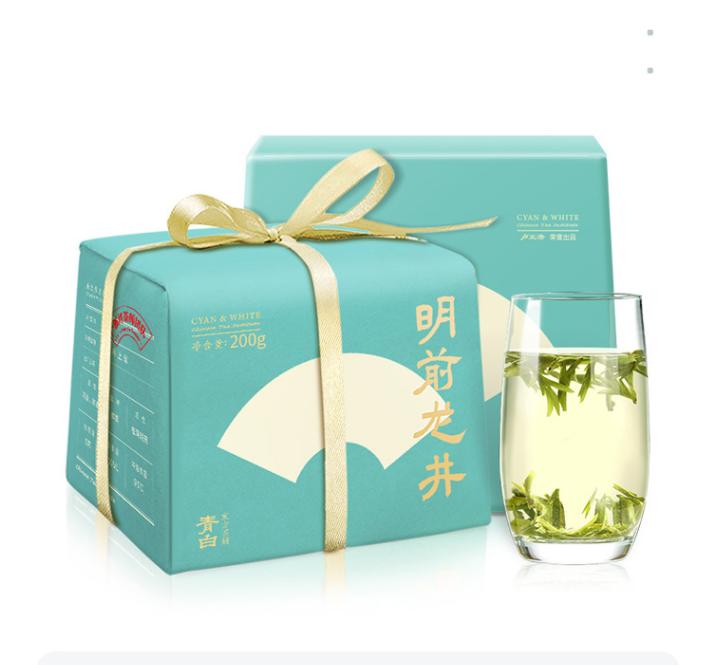 【2021新茶上市】卢正浩明前特级龙井茶传统纸包200g